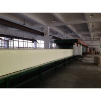 High Rebound Polyurethane Foam Production Line With PLC Digital Touch Screen Manufactures