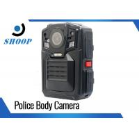Wide Angle IP67 Body Camera Recorder IR GPS Police Pocket Video Camera Manufactures