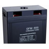 2V 800Ah Sealed Lead Acid Battery , M8 Terminal Deep Cycle Battery 410 * 175 * 330 Mm Manufactures