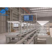 Fire / Water Pump Automatic Assembly Line High Efficiency With Chain Conveyor Manufactures