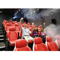 Deeply Immersion 5D Cinema Equipment With Electric Cylinder System Manufactures