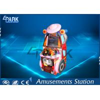 Amusement Park Kids Racing Game Machine / Car Driving Simulator Manufactures