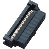 20 pin 2.00mm  IDC Socket Connector Female With Bump  PBT  Phosphor Bronze Sel Au/Sn Manufactures