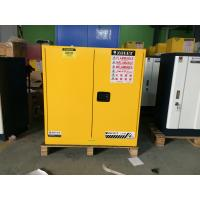 30 Gallon Chemical Safety Storage Cabinets For Flammable Liquids / Combustibles Manufactures
