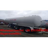 2017s best seller CLW 20tons bulk road transported lpg gas tank for sale,  factory sale 20metric tons lpg gas trailer Manufactures