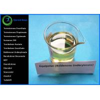 Injectable Grade Pale Yellow Liquid Boldenone Steroids Equipoise Boldenone Undecylenate For Bodybuilding Manufactures