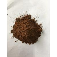 Dark Brown Natural Cocoa Powder / Alkalized Cocoa Powder PH Value 6.2-7.6 Manufactures