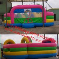 cheap inflatable obstacle course obstacle course equipment kids obstacle course Manufactures