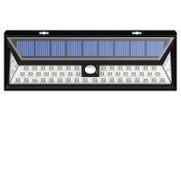 Super Bright 54 LED Solar Energy Power Outdoor Motion Sensor Lights for Driveway Manufactures