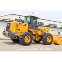 High - Torque Desiel Engine Wheel Loader XCMG ZL50GN WD10G220E23