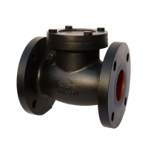 China KS 10K Cast Iron Swing Check Valve cast iron check valve check valve manufacture on sale