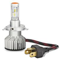 Brightest Led Headlight Bulb H4 Car Light , Replacement H4 Led Headlight Globes Manufactures