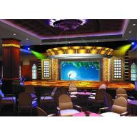 China Simple Cabinet RGB P5 LED Video Screen , SMD Indoor LED Display Screens For Business on sale