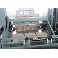 High Speed Automatic Palletizer Machine / Palletizing Equipment For Bags Cases Manufactures