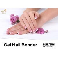 Private Label Professional Gel Nail Bonder Easy Soak Off 12 Months Guarantee Manufactures