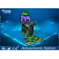 China Commercial Global Aliens Extermination Shooting Arcade Machine on sale