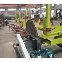 1200mm Circular Blade Sawmill for logs cutting with Automatic Sports Car/Carriage Manufactures