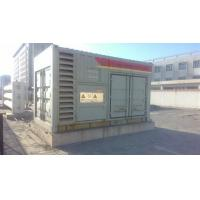 Quality Container Insulated Natural Gas Compressor Stations With Motor Direct Driving for sale