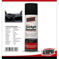 Aeropak Automotive Dashboard Wax Spray Protective For Leather / Plastic / Rubber Manufactures