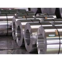 China Slitted Construction Galvanized Steel Coils / Galvanized Steel Strip For Window Frame on sale