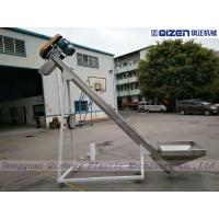 Loading Distance Plastic Powder Flexible Screw Conveyor Loader For Mixers Manufactures
