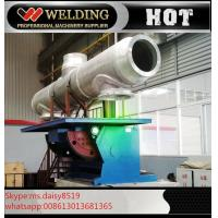 600Kg Boiler Pipe Welding Positioner Equipment 0.5rpm For Engineering Machinery Manufactures