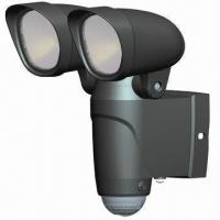 LED Infrared Sensor Light with 3W x 2 Power Manufactures