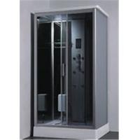 Comfortable Glass Shower Cabin Complete Shower Cabins With Radio / Bluetooth Manufactures