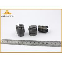 Quality Corrosion Resistance Tungsten Carbide Fuel Injector Nozzle With High Bending Strength for sale
