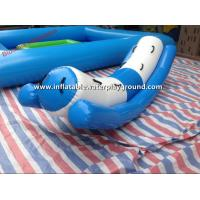 Quality Floating Lake Inflatable Water Teeter Totter Rentals With Soft Handles for sale