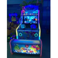 Promotion Coin Operated Water Shooting Arcade Machines Redemption Game