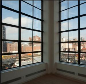 Simple Structure Design Aluminum Fixed Window Manufactures