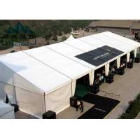 Easy Dismantled Outdoor Event Tent Rental For Exhibition Trade Show Banquet Manufactures