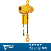 YT safe and reliable 1 ton electric chain hoist Manufactures