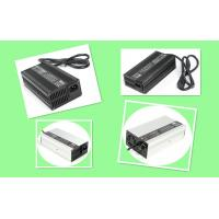 Automatic 48 Volt Ebike Charger For 10 ~ 20Ah LiFePO4 Battery Powered Electric Bike Manufactures