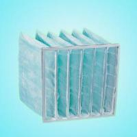 Buy cheap high temperature resistant fiberglass dust collector filter bag from wholesalers