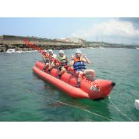 inflatable water games flyfish banana boat Manufactures