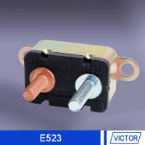 50 amp Marine Circuit Breaker Bimetal Thermal Protector SAE J1625 , ABYCE-11 Manufactures