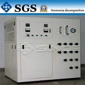 Hydrogen Maker Ammonia Cracker System , Liquid Ammonia Generator Manufactures