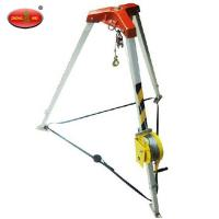 High Quality Rescue Equipment Rated Load500kg Lift Rescue Tripod for Fire Fighting Manufactures