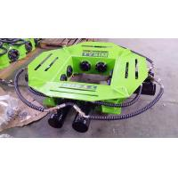 TYSIM KP500S Hydraulic Pile Breaker with Max Cylinder Stroke 135mm Breaking Piles Equipment Manufactures