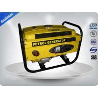Home Petrol 950/ 2500 Series Small Gas Generator Cold Rolled Steel Rated Output 5.5HP Manufactures