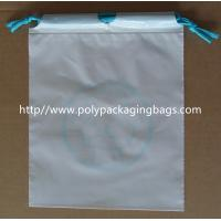 Lovely Drawstring Plastic Bags For Children Toy And Books / Kids Gift/Printing Packaging Poly Bags Manufactures