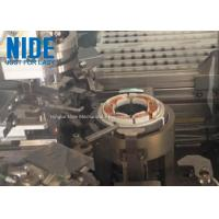 Three Needle Induction Motor Winding Machine Servo Motor Bldc Stator Coil Winding Manufactures
