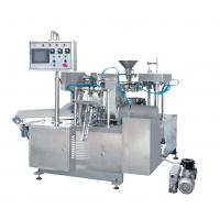 Automatic Juice Filling And Sealing Machine 1800 PCs/ Hour - 3600PCs/ Hour Capacity Manufactures