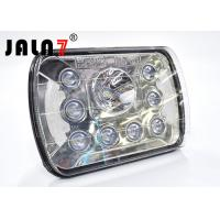 5 X 7 High Power Led Automotive Lights High Intensity 6050 Lumens Manufactures
