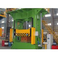 68T Heavy Duty Hydraulic Press Machine Touch Screen Clamping Force 4500-12500KN