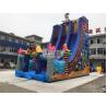 Huge Commercial Inflatable Slide  for Outdoor Yard Or Amusement Park Manufactures