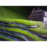 China Natural Looking Artificial Grass & Synthetic Grass Underlayment , XPE Foam Shock Pad on sale