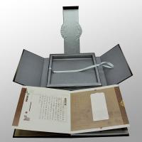 Quality Stamps book Printing Hard cover With box / Recycled paper printing for sale